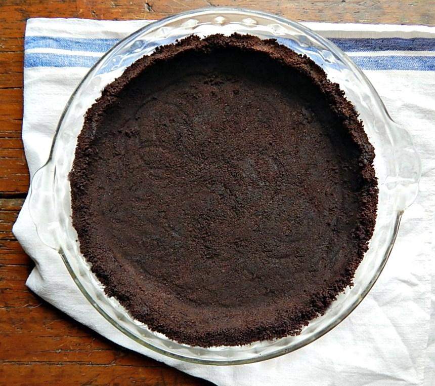 The Best Oreo Pie Crust