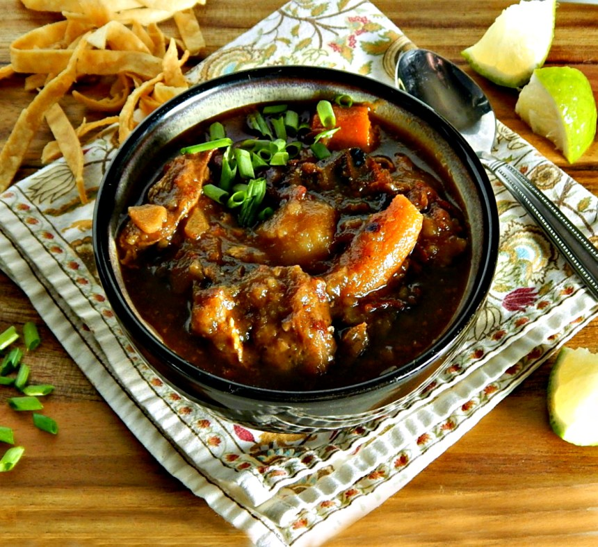 Yucatan Pork Stew Instant Pot or Not