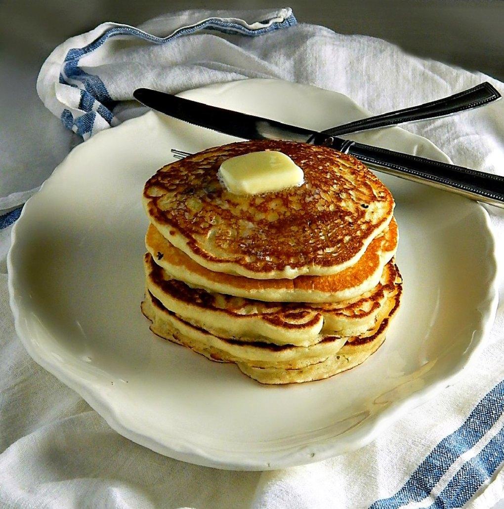 Cooks Illustrated Buttermilk Pancakes