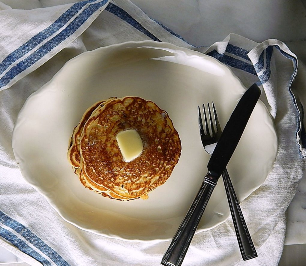 Cooks Illustrated Buttermilk Pancakes