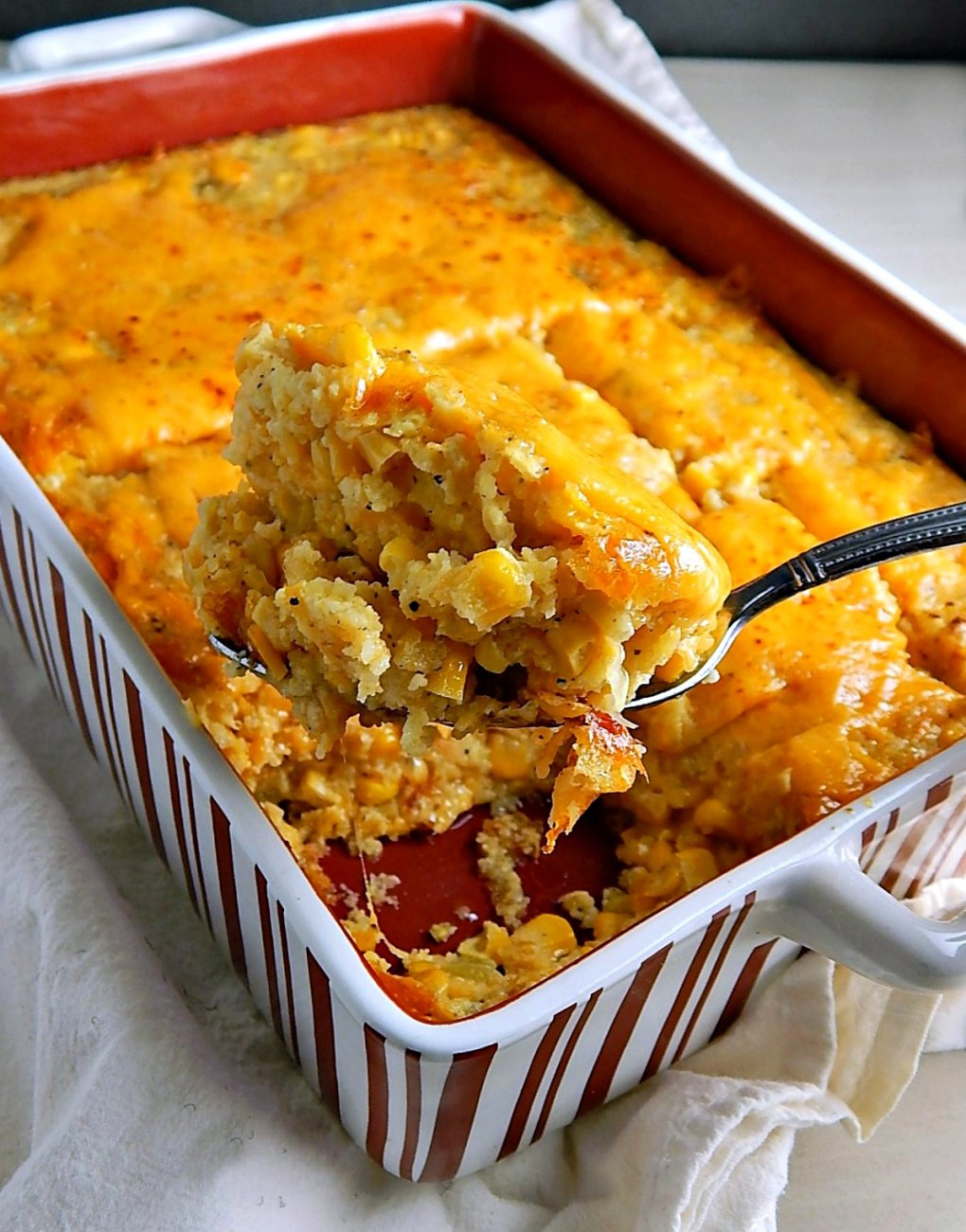 Corn Patch Corn Casserole