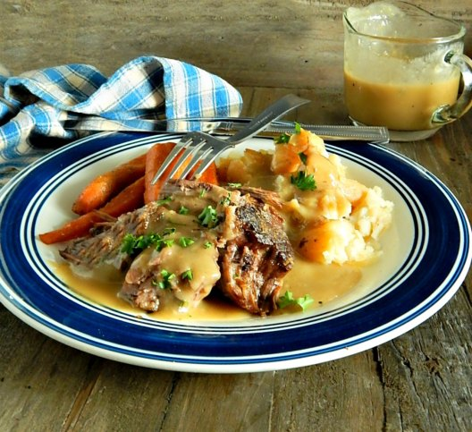 That Old Lipton Onion Soup Pot Roast Recipe