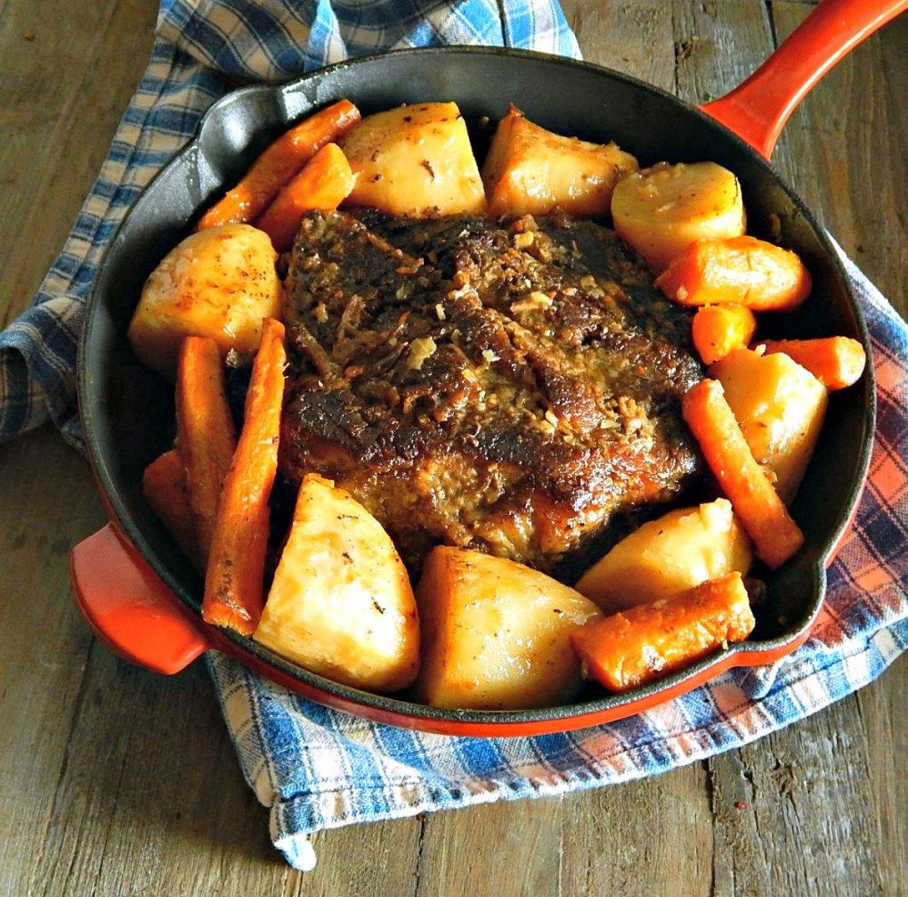 That Old Lipton Onion Soup Pot Roast Recipe