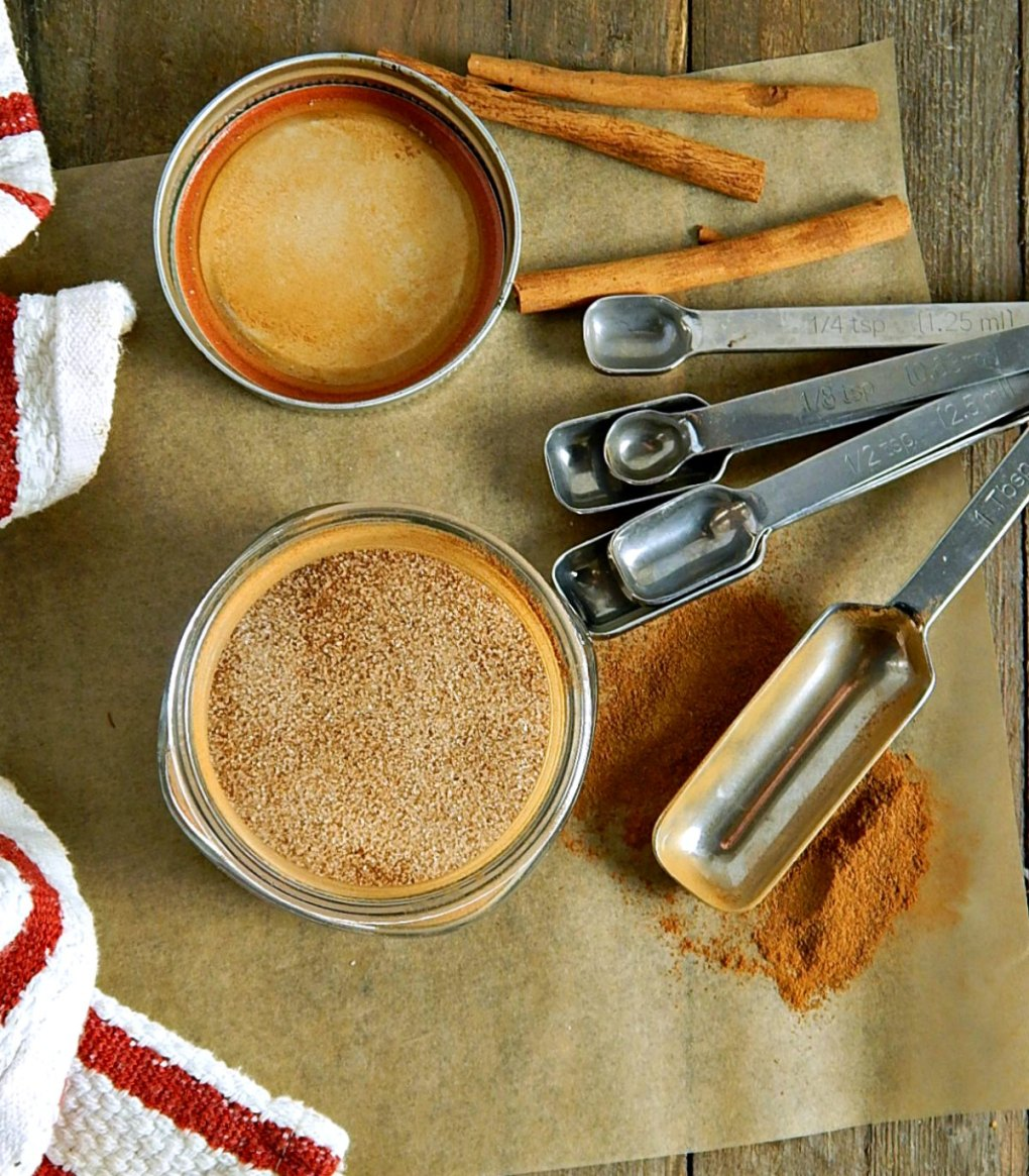 Homemade Cinnamon Sugar