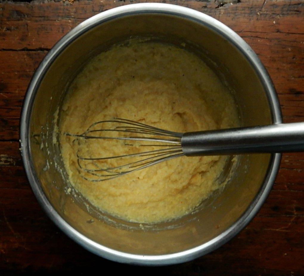 Instant Pot Polenta