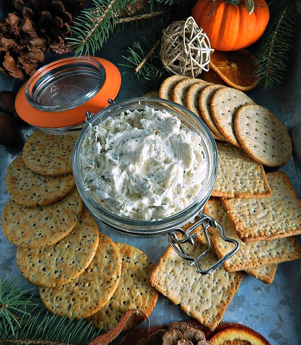 Easy Homemade Boursin Cheese
