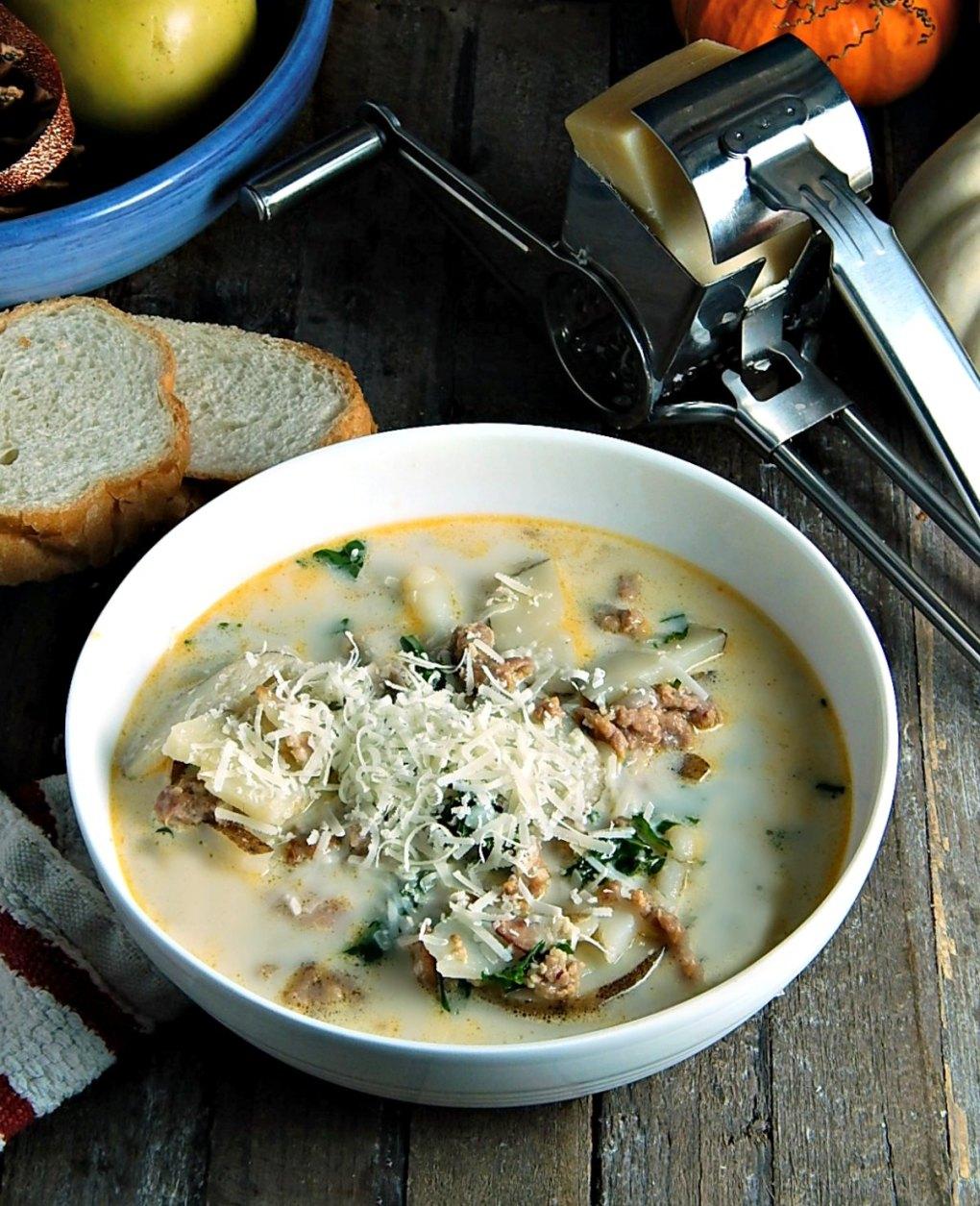 Olive Garden's Zuppa Toscana Copycat