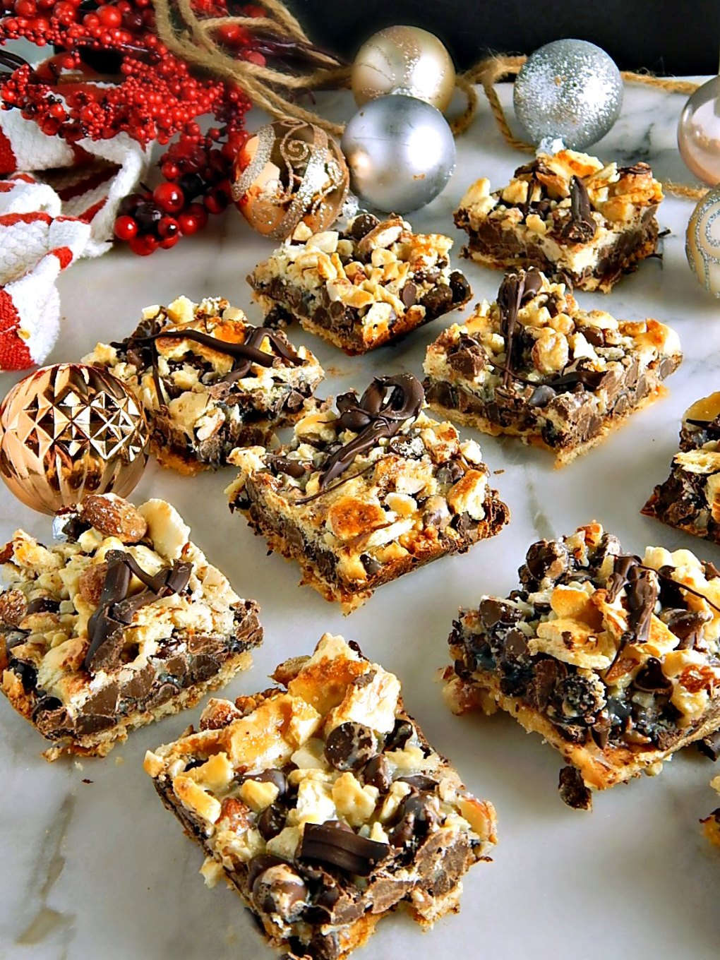 Saltine Cracker Caramel Bars