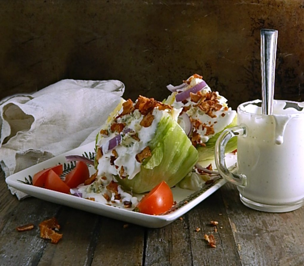 Copycat Outback Steakhouse Salad