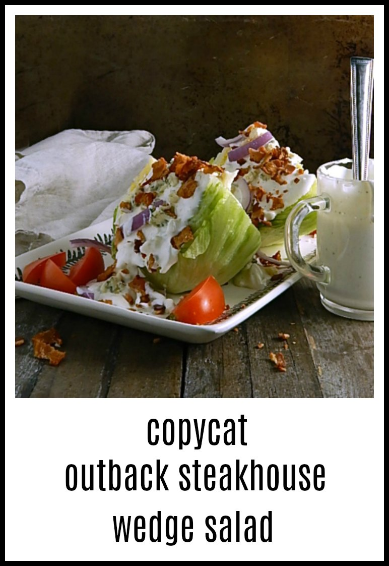 photo relating to Outback Steakhouse Printable Menu identified as Copycat Outback Steakhouse Salad