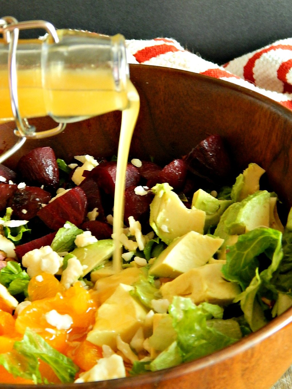 Cubbys Beet & Goat Cheese Salad