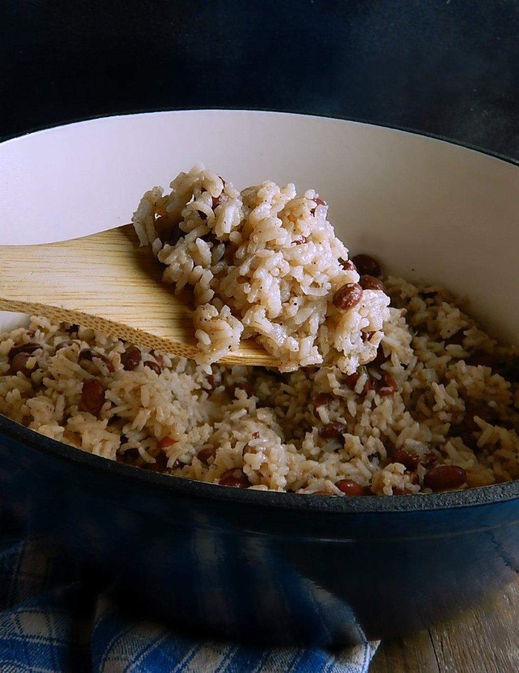 Guatemalan Rice & Beans