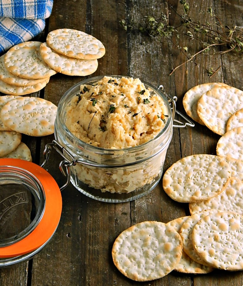 Old English Potted Cheese