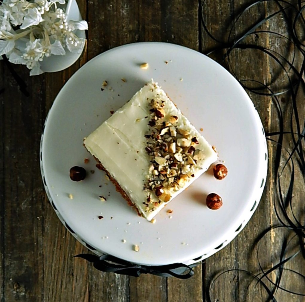 Mom's Classic Carrot Cake - Sheet Cake Version; it makes a marvelous layer cake, too.