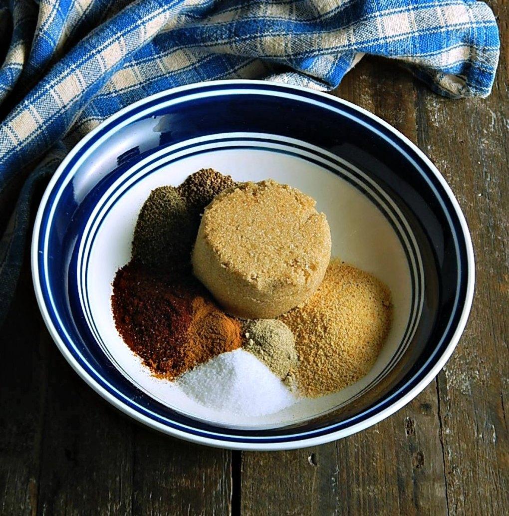 Sweet Ancho Spice Rub