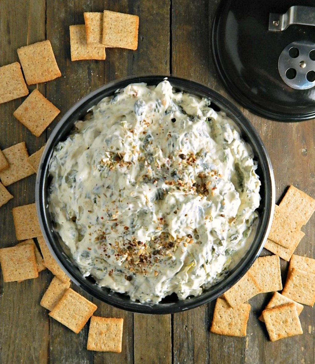 Knorrs Spinach Dip