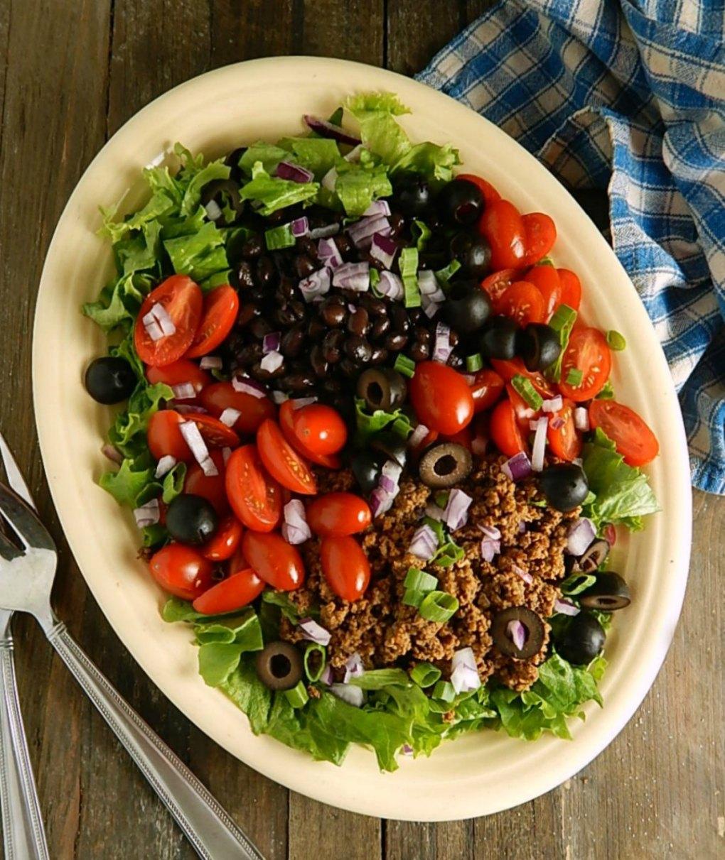 Frito Taco Salad