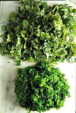 Blanced Kale