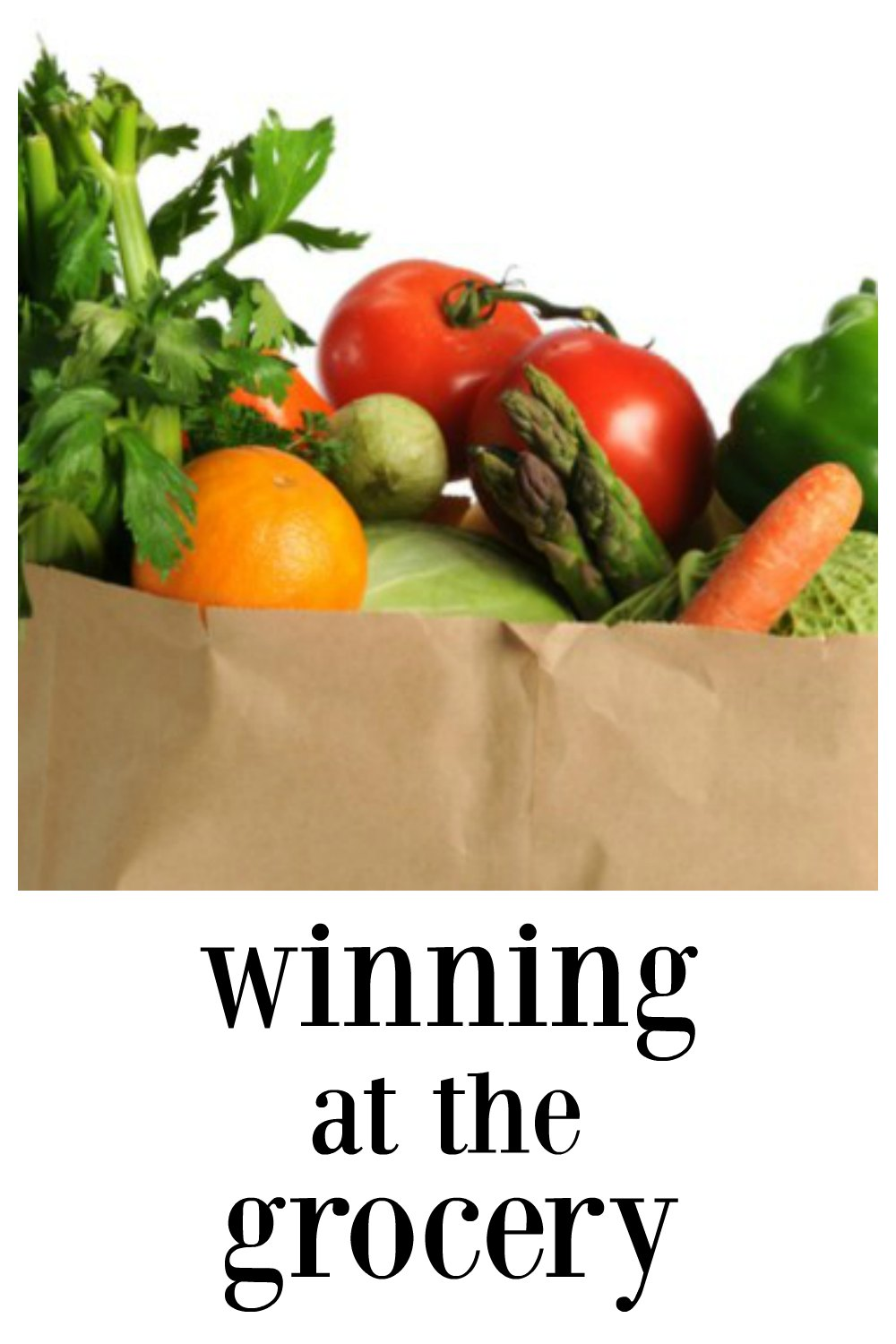 Win at the Grocery