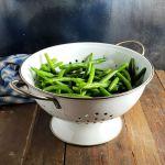 Blanching & Freezing Beans