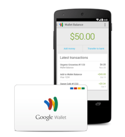 Google Wallet Card Balance Phone Debit
