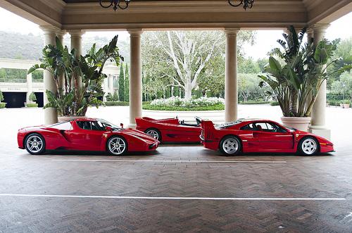Ferrari Supercars Gas Savings Tips