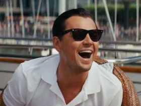 Wolf Of Wall Street Leonardo DiCaprio