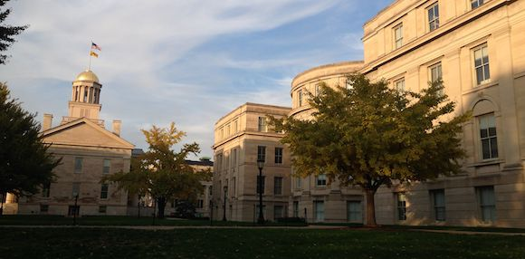 Public University of Iowa Institution Taxpayer Funded