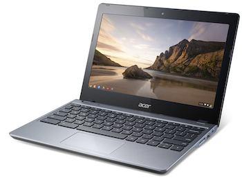 acer google chromebook
