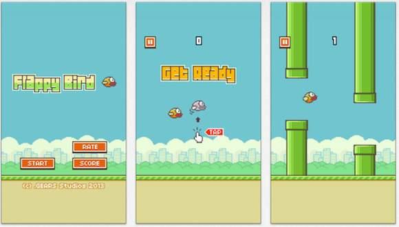 Flappy Bird Money Wealth Success