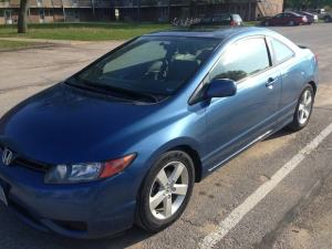 Honda Civic Coupe Car Loan