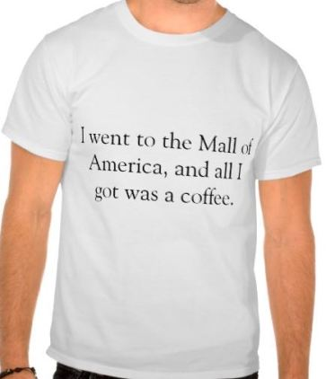 Mall of America Coffee Consumption