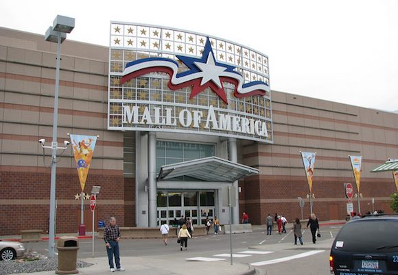 Mall of America Consumption Junction