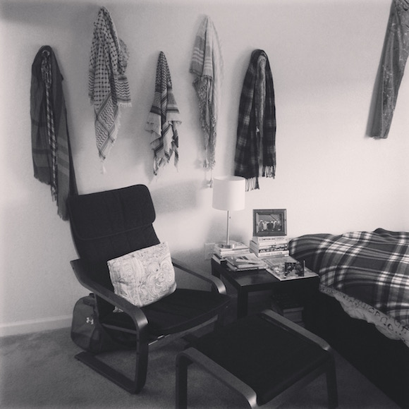 Reading Nook Photo