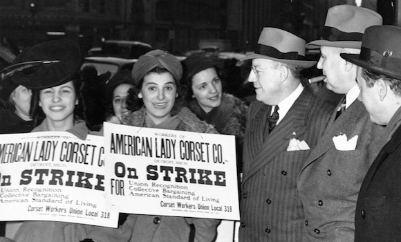 Union Strikers