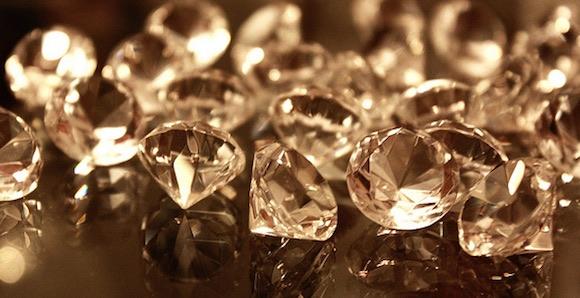 Diamonds. Photo by Kim Alaniz/Flickr