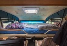 Felix Wohnmobil Bett