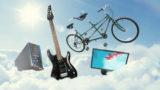 Verkaufen, einlagern, gratis mieten: Reicher leben mit der Stuff-Cloud
