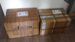 Hermes-Pakete