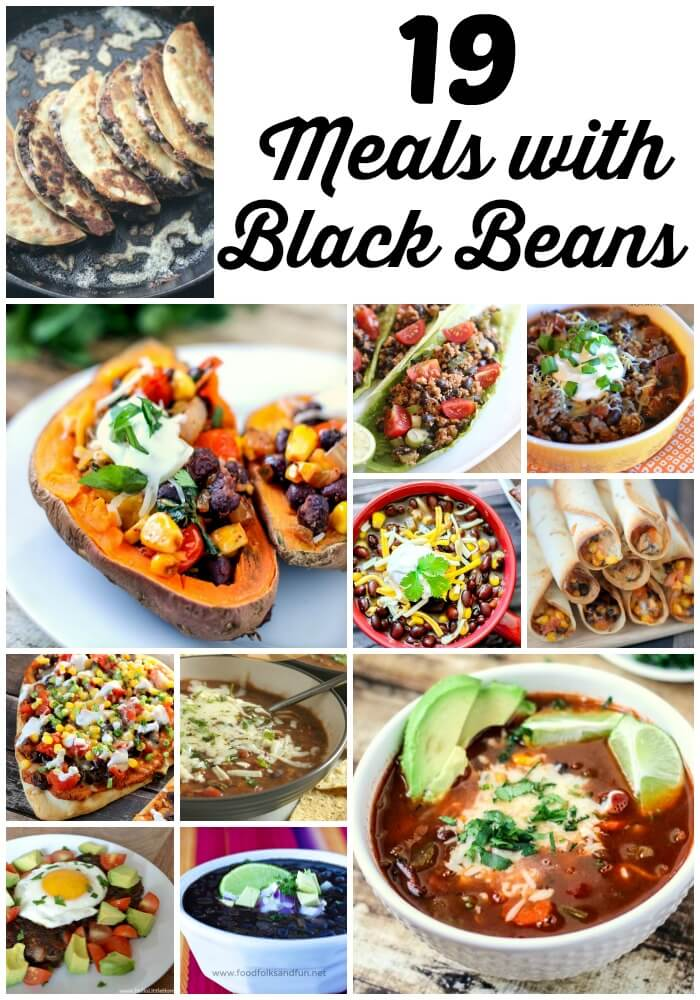19 Creative Recipes Using Black Beans