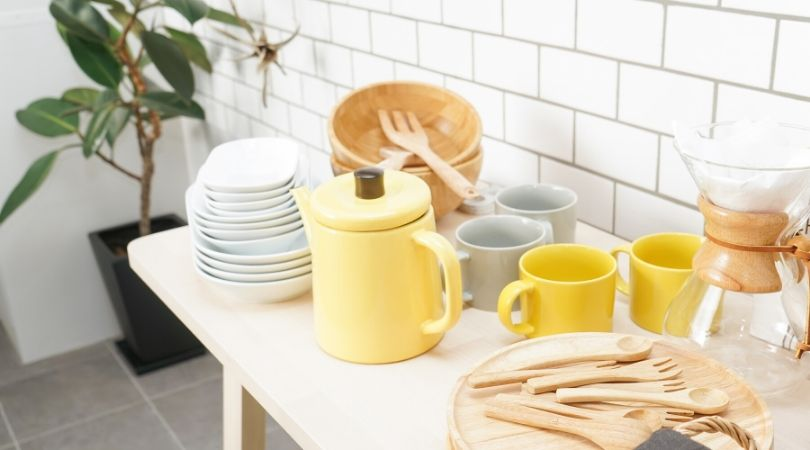 How to update your kitchen for less than £50