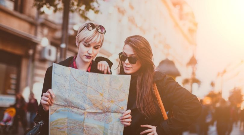 Save money on accommodation when travelling