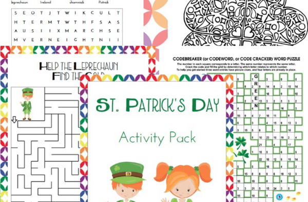Home Linkup 25 - St Patty Day