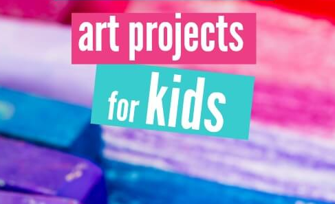 Frugal Friday Linky - Art Projects for Kids