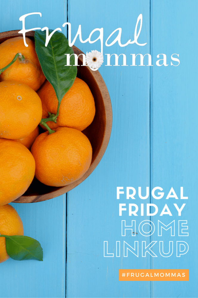 frugal friday home linkup