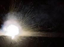 """Bijli"" bomb which lights up beautifully"