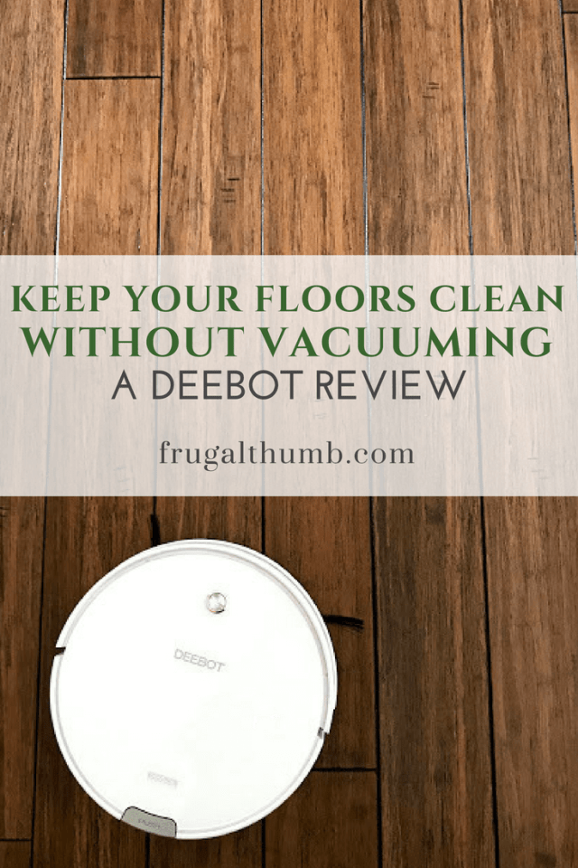 Keep your floors clean without vacuuming