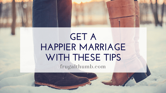 Get a Happier Marriage with These Tips