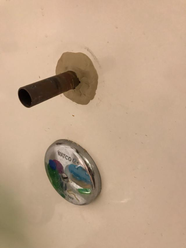new plumber's putty