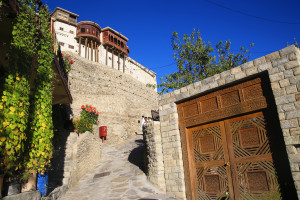 The Baltit Fort in Karimabad